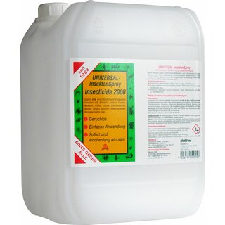 Insecticide 2000, 10 Liter